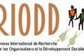 ATELIER DOCTORAL – Pour changer ou pour durer ? Le développement durable en questions 13ème Congrès RIODD [16-18 octobre 2018]  Appel à candidatures  Atelier Doctoral RIODD (mardi 16 octobre 2018, MSH-Alpes)